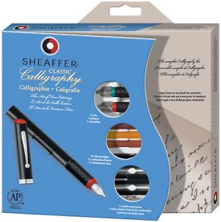 Sheaffer Calligraphy Fountain Pen 20 Piece Kit