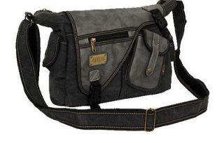 men canvas messenger bag in Backpacks, Bags & Briefcases