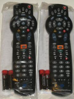 Cable tv box Universal Remote Control Time Warner URC1056 5 device DVR