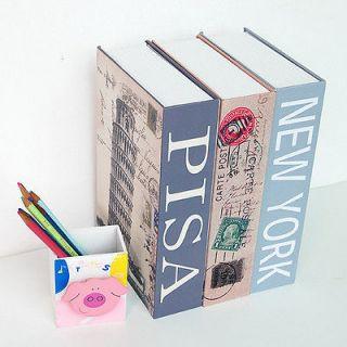 Dictionary Secret Style Book Hidden Safe Hide Cash Key Lock Ver.2