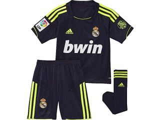 JREAL08d Real Madrid Adidas little boys kit 2012 13 kids shirt