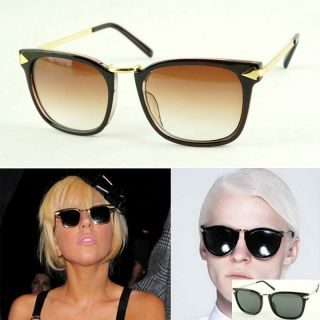 Neutral Fashion SuperStar Lady gaga Sunglasses for women men girl lady