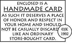handmade cards in Stamping & Embossing