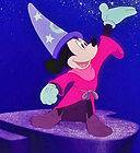 Paul Cardew Mickey Mouse Sorcerers Apprentice Teapot