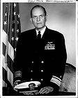 Rear Admiral HERMAN J KOSSLER Official US Navy Phoograph Full