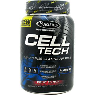 MuscleTech Cell Tech Performance series u pick your size & Flavor