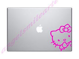 HELLO KITTY Apple Macbook Pro Air 13 15 17 laptop decal sticker