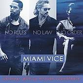 Miami Vice [Original Soundtrack] (PROMO)