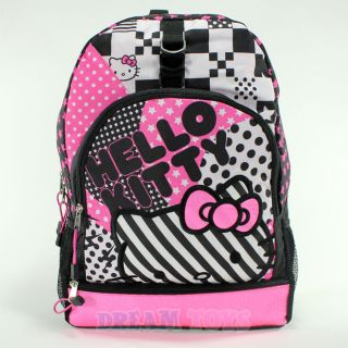 Sanrio Hello Kitty Multi 16 Large Backpack with Laptop Holder   Girls
