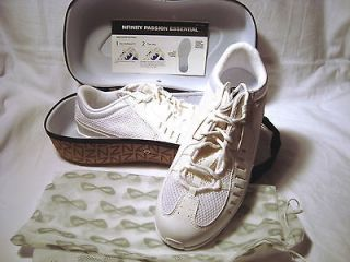 NEW NFINITY PASSION Cheerleading Cheer SHOES AND CASE Dust Cover SIZE