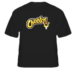 Chester Cheetah Cheetos Chips T Shirt