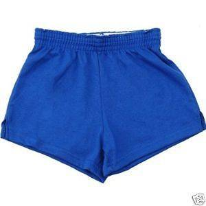 JRS DANCE SOCCER CHEERLEADING GYMNAST SOFFE SHORT NWT