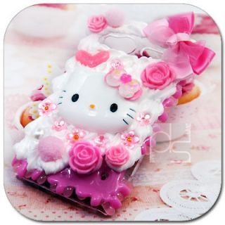 htc radar hello kitty case in Cases, Covers & Skins
