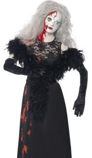 Hollywood Living Dead Doll Zombie Actress Halloween Costume