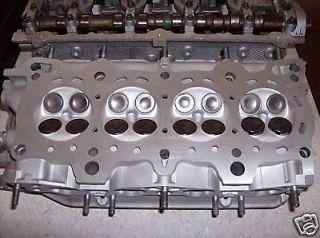 Honda Civic Delsol rebuilt cylinder head 1.5 1.5L d15 SOHC 16 valve