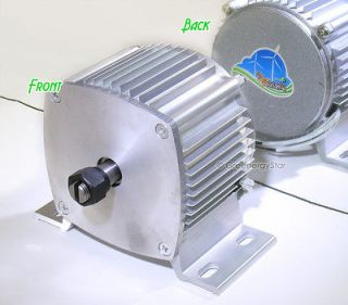 12 V AC Permanent Magnet Alternator Wind Turbine Generator PMA