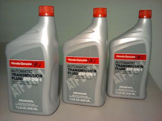 honda automatic transmission fluid in Car & Truck Parts
