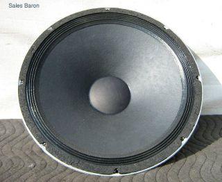 PEAVEY BLACK WIDOW 18 1801 BASS GUITAR SPEAKER 4 OHM CLEAN