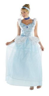(12 14) Adult Deluxe Cinderella Costume   Disneys Cinderella Costu