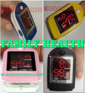 CE NON INVASION FINGER PULSE OXIMETER BLOOD OXYGEN MONITOR CMS 50DL