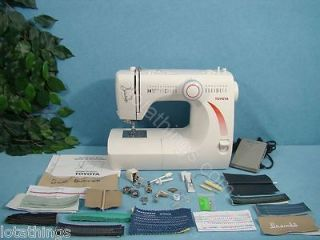 INDUSTRIAL STRENGTH Sewing Machine HEAVY DUTY UPHOLSTERY & LEATHER