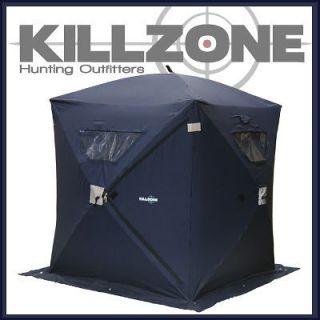 KillZone Igloo XL Ice Fishing Shelter   Ice Fishing Shanty Double