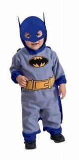 RUBIES Batman Romper Costume Baby Infant Newborn Child Halloween