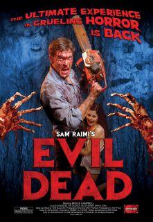 evil dead poster in Entertainment Memorabilia