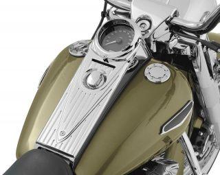 Kuryakyn Dash Panel Insert 1520 Harley Davidson FLHR Road King 94 07