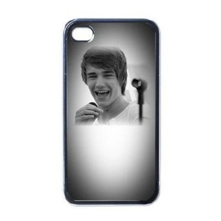 1D ONE DIRECTION liam payne iPhone 4 CASE BLACK PHONE Promo 4 auction
