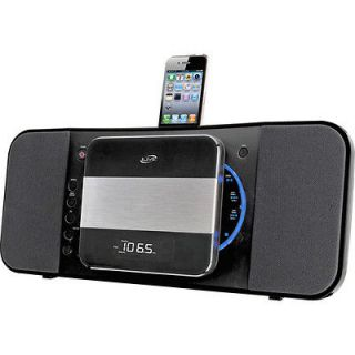 iLive IHP310B  Speaker System with CD Player and iPod/iPhone Dock New