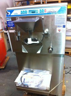 Carpigiani Batch Freezer Gelato Ice Cream ITALIAN WATER ICE LB1002 RTX