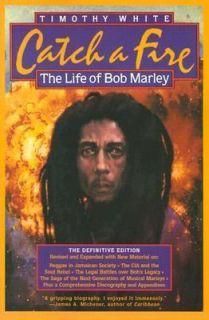The Life of Bob Marley PB music biography reggae Jamaica by White