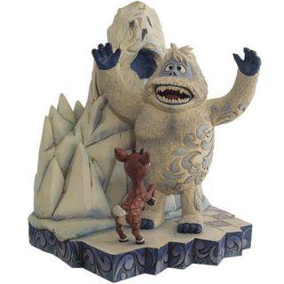 Jim Shore RUDOLPH & BUMBLE Figurine 4013872