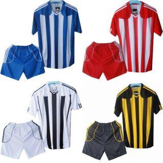 Soccer Uniform 12 Sets   Jerseys, Short Pants, Numbers, Socks and Free