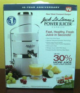 jack lalanne power juicer express in Juicers