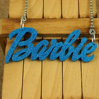 nicki minaj barbie necklace in Necklaces & Pendants