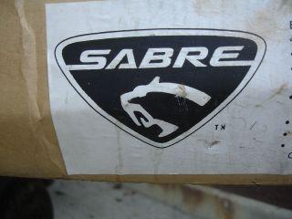 JD John Deere SABRE Factory 46 Snow Front Blade Plow Model #BM19121