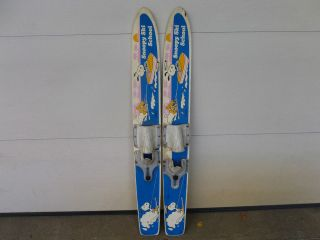 youth water skis in Waterskis