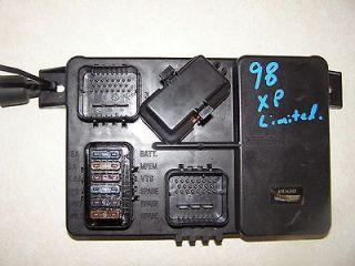 seadoo sea doo gti gtx rxt rxp engine wiring harness 2005 rxp 4