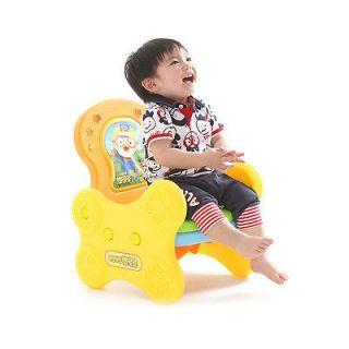 Pororo Baby Children Music Potty Training Seat Chair Toilet Restroom