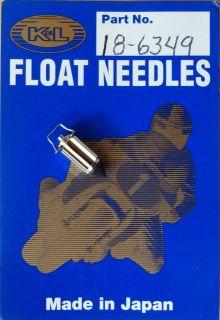 Float Needle Valve Honda Kawasaki KTM Suzuki Yamaha Keihin Carburetor