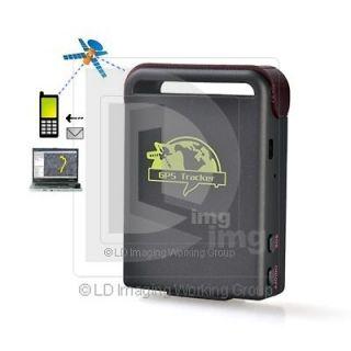 NEWEST TK102 Mini Car Pets Kids GPS Tracker Real Time GSM GPRS
