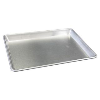 ALUMINUM BAKERS FULL SIZE SHEET OVEN PAN FOR BAKING COOKIES AND MORE