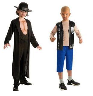 or stone cold steve austin kids halloween costume basic wwe