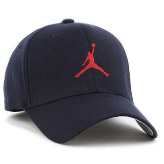 Ball basketball BSK Navy BLUE red ogo Baseball Cap Hat Flex Fit