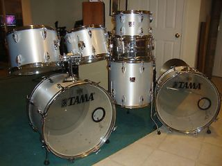 Vintage TAMA Swingstar Double Bass drumset drumkit