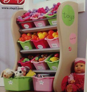 Step 2 toy box in Home & Garden