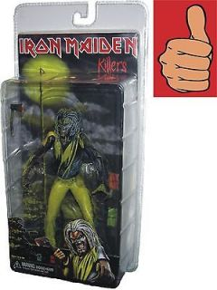 Action Figure   Iron Maiden Eddie Killers Era   NECA 7 Released in
