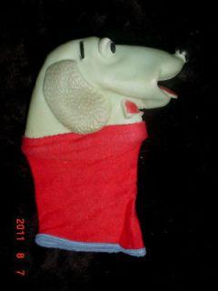 Vtg 60s Shari Lewis Hush Puppy Tarcher Toy Hand Puppet